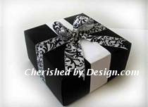 Black/White Gift Box