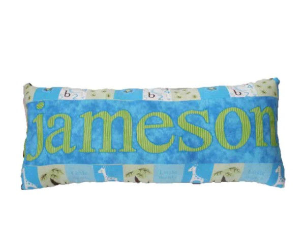 Baby Boy Personalized Pillow